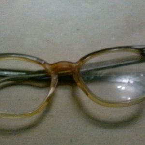 Old vintage eye glasses